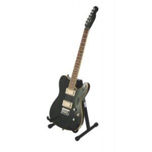 Sort guitarstativ til alle typer guitar