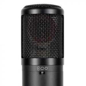 Kondensator mikrofon til lille hjemmestudie