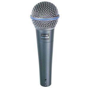 Mikrofon til lille hjemmestudie