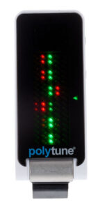 Bedste guitar tuner - PolyTuner
