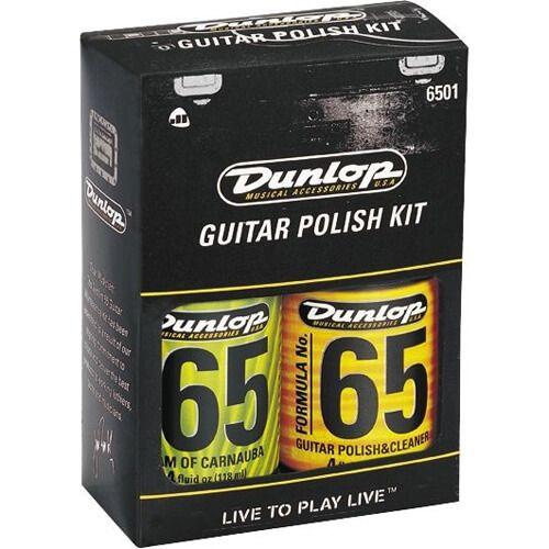 middel til rengøring af guitar