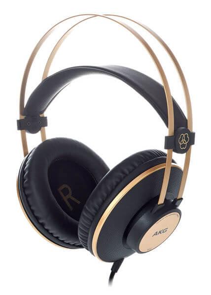 Gode hovedtelefoner til studie