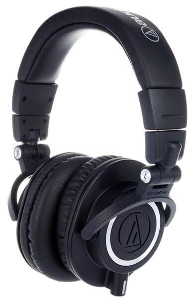 Gode hovedtelefoner til musikstudie