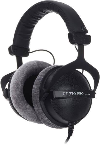 Bedste hovedtelefoner til studie