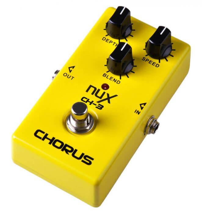 Billig Chorus guitarpedal
