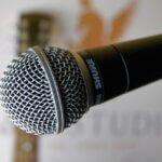 Mikrofon til guitarforstærker