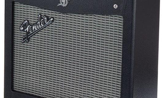 Øveforstærker - Fender Mustang
