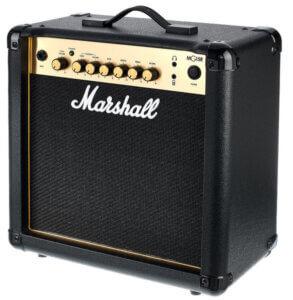 Lille Marshall øveforstærker